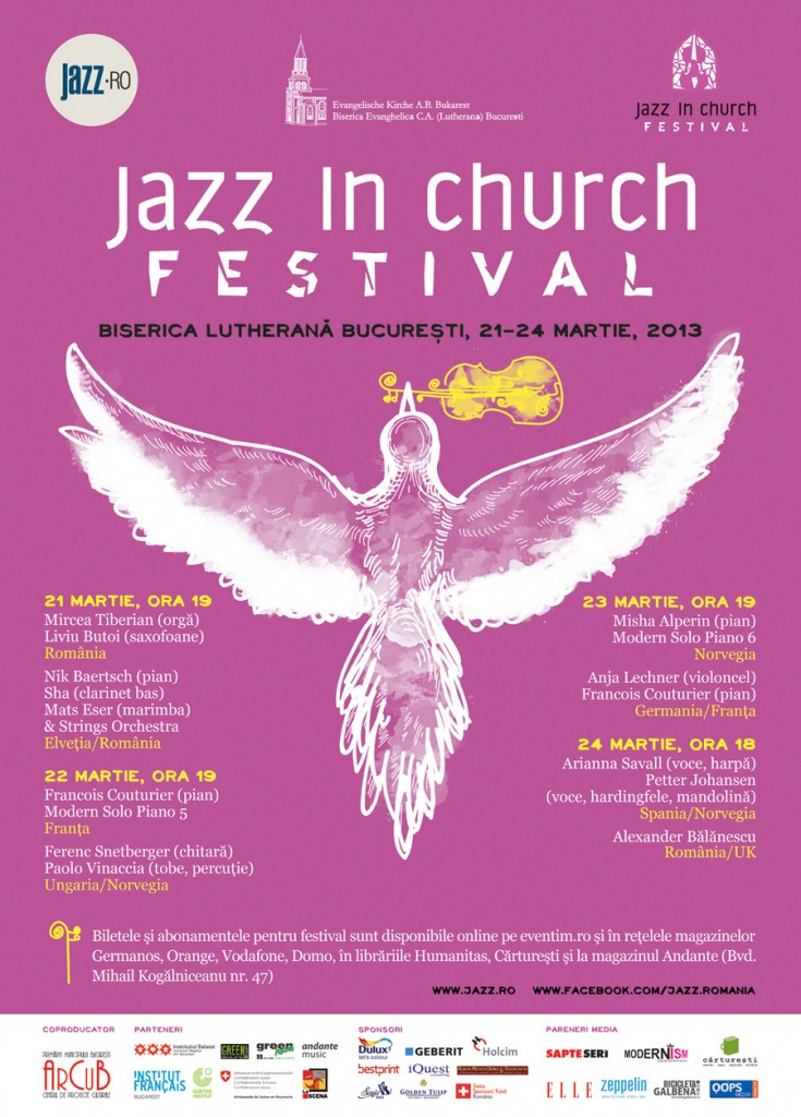 poster final jazz in church