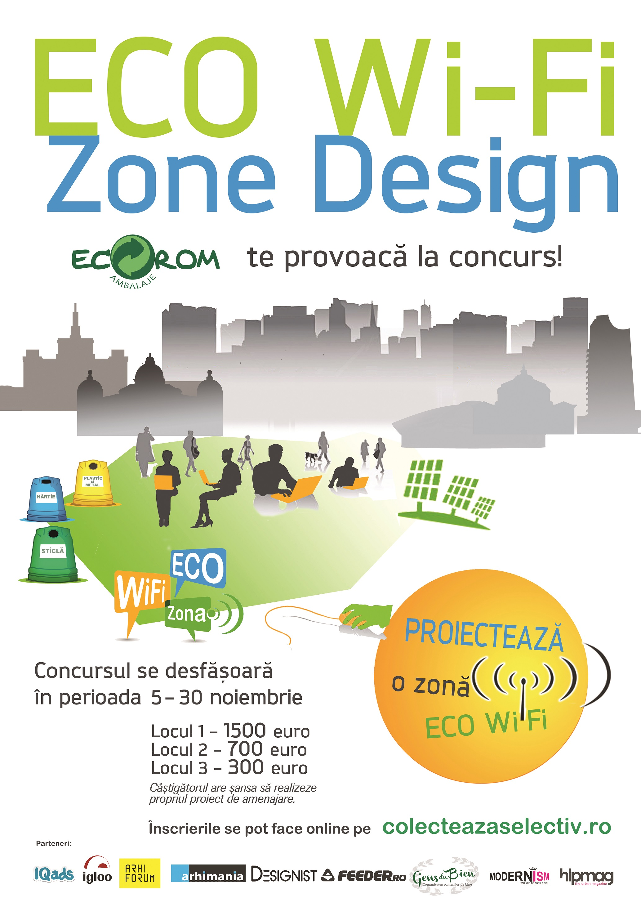 Eco Wi-fi Zone Design